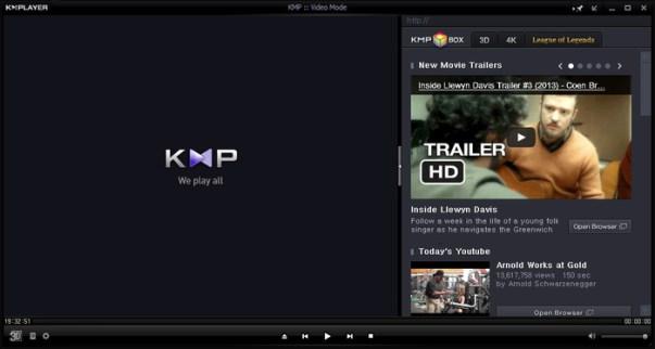 KMPlayer 4.2.2.52 Crack + Serial Key [32 & 64] Bit 2021 Download Free