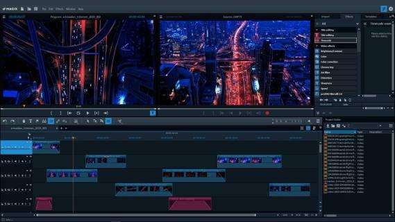 MAGIX Video Pro X 20.0.1.73 Crack + Serial Key 2021 Free Download