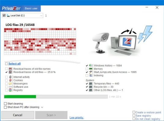 PrivaZer 4.0.22 Crack With Serial Key 2021 Full Free