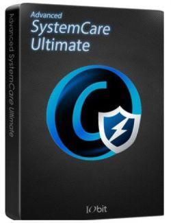 IObitAdvanced SystemCare Ultimate 14.3.0.241 Crack + License Key