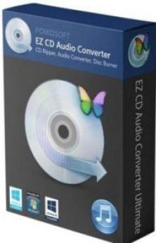 EZ CD Audio Converter 9.3.2.1 Crack + Keygen 2021 [Portable] Download