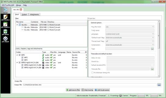 MKVToolnix 56.1.0 Crack With Serial Key 2021 [Full Free]