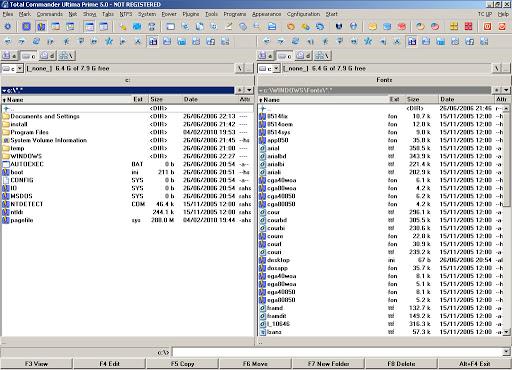 Total Commander Ultima Prime 8.1 Crack With Key 2021 Update