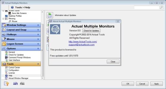 Actual Multiple Monitors 8.14.13 Crack Full Version Free Download
