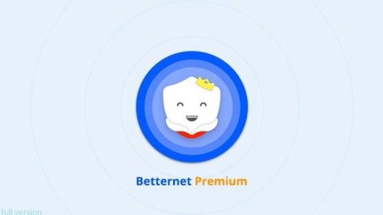 betternet crack premium