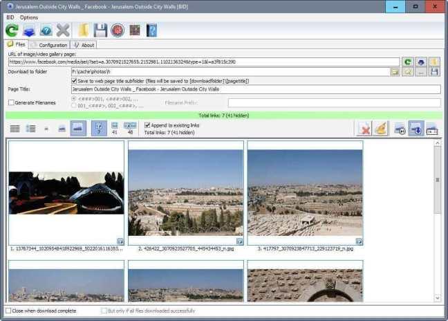 Bulk Image Downloader 5.7 Crack Latest Version Free Download 2021