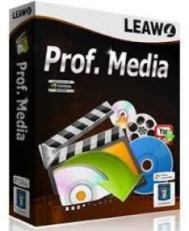 Leawo Prof. Media Crack