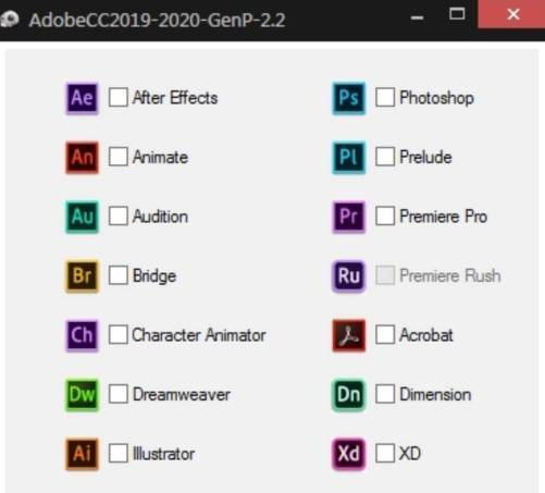Adobe Cc 2020 Genp Crack Latest Version Free Download 2020