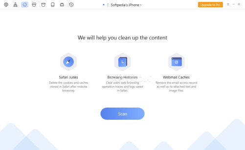 Phoneclean Scan Your PC
