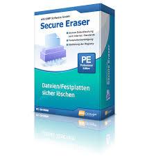 Ascomp Secure Eraser Pro Crack