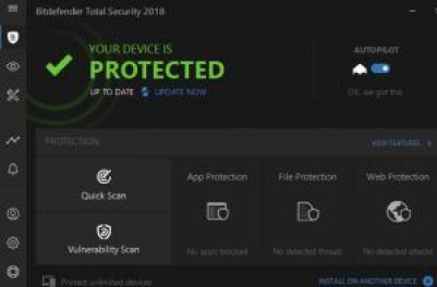 Bitdefender Total Security 2021 Crack Software