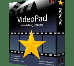 VideoPad Video Editor 8.91 Crack