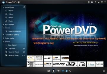 PowerDVD 17.0.1808.60 Crack Activation Key Download Updated1