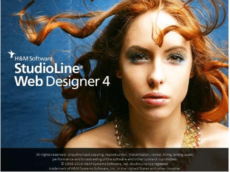 StudioLine Web Designer 4.2.58 Crack + Serial Key Full 2021