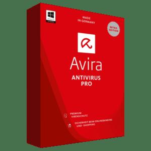 Avira Antivirus Pro Crack Free Download
