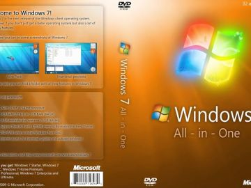 Windows 7 All In One ISO Full Latest Free Download