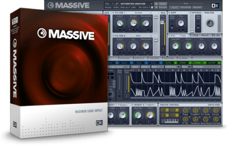Native Instruments Massive 1.5.1 Crack