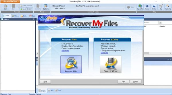 Recover My Files 6.3.2.2553 Crack Download