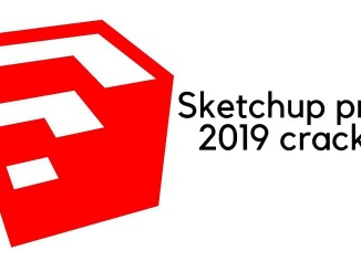 google sketchup pro 2019 crack & license key free download