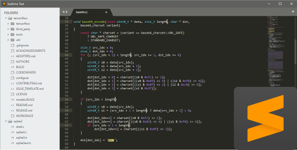 Sublime Text 3.2.2 Crack + License Key Free {Latest} Download