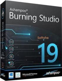 Ashampoo Burning Studio 19.0.0.25