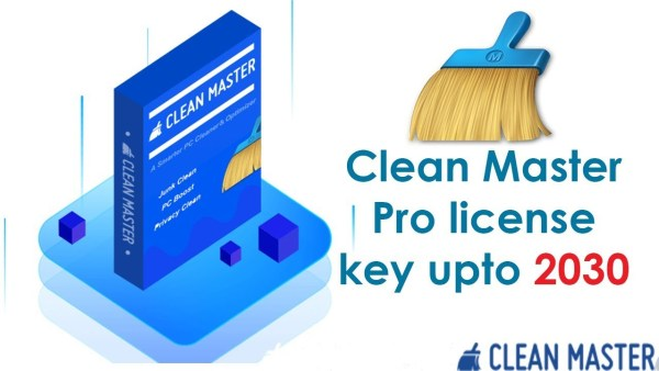 Clean Master For PC Pro 6.0 Serial Key Free