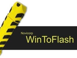 Novicorp WinToFlash Professional 1.13.0000 free
