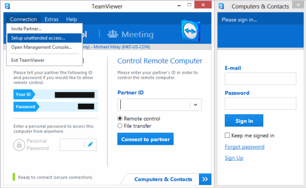 TeamViewer Corporate 13.0.6447 With Crack Free Download