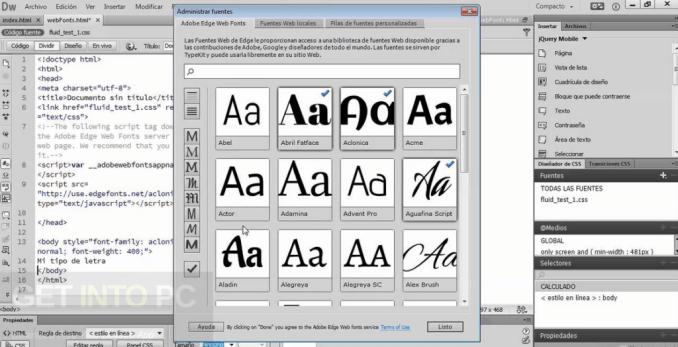 Adobe Dreamweaver CC 2021 Crack 21.1.15413 Full {Latest} Download