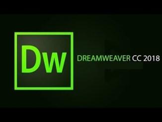 Adobe Dreamweaver CC 2018 v18.0