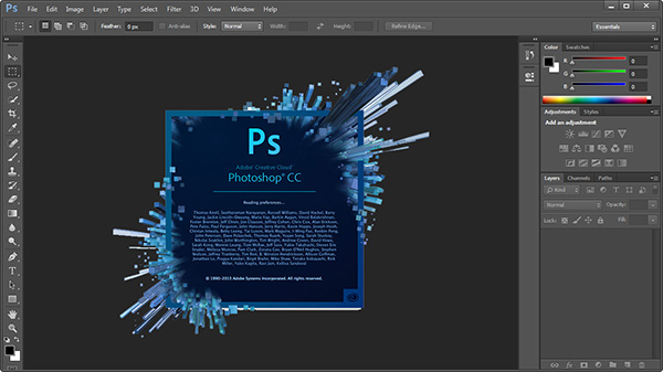 Adobe Photoshop CC 2018 v19.1.0.38906 Free Download