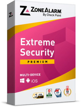 ZoneAlarm Extreme Security 2018 With Serial Key