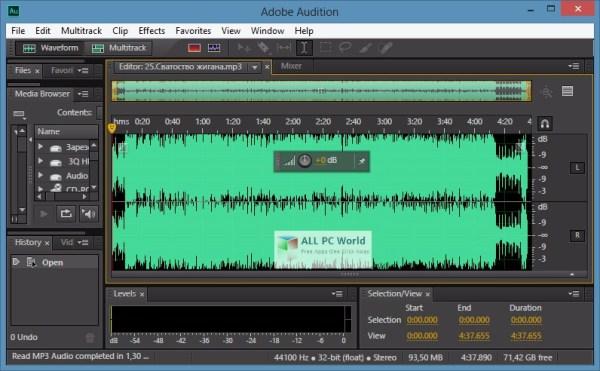 Adobe Audition CC 2020 v13.0.1.35 Crack Full Version Free Download