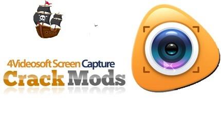4Videosoft Screen Capture Crack 1.1.28 Registered Download 2020