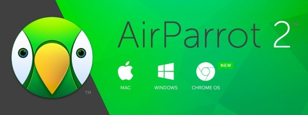AirParrot 2.7 Cover