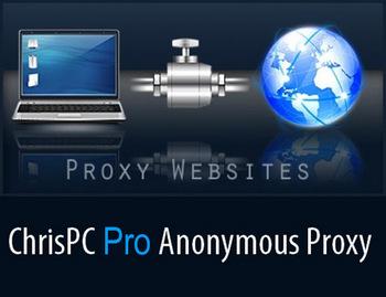 ChrisPC Anonymous Proxy Pro 8.25 Crack