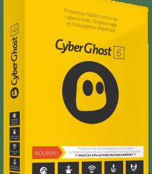 CyberGhost VPN Premium 6.5 Cover