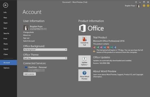 Office 2016 Permanent Activator Ultimate Screenshot 2