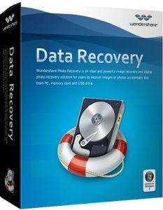 Wondershare Data Cover