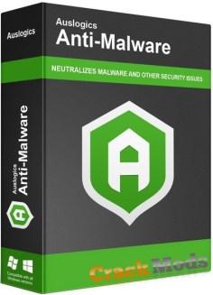 Auslogics Anti-Malware 1.21.0.3 License Key + Full Crack 2020