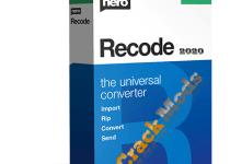Nero Recode 2020 Crack