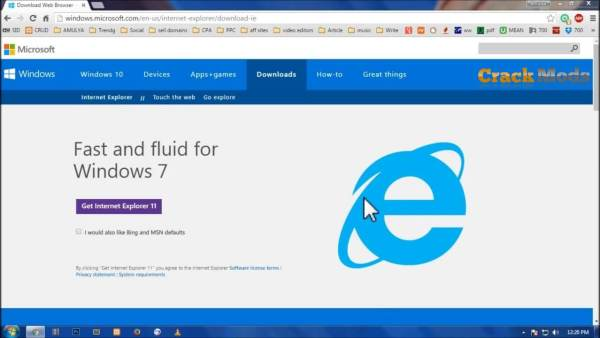 Internet Explorer 11 Crack With Keygen Download 2020
