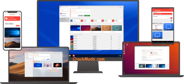 AnyDesk 5.4.2 Crack + License Key Full Latest 2020