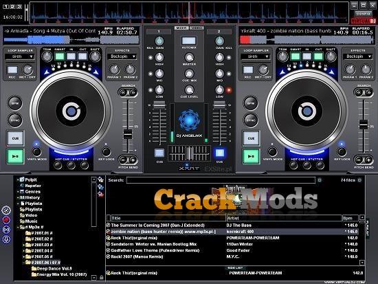 Virtual DJ Studio 8.0.8 Crack + License key Latest Free Download