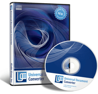 Universal Document Converter 6.9 Crack