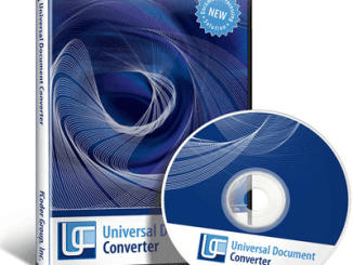 Universal Document Converter 6.9 Crack