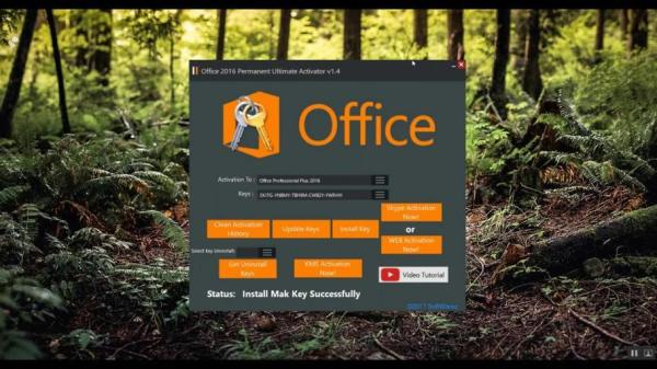 Office 2016 Permanent Activator Crack Ultimate Full Download 2021