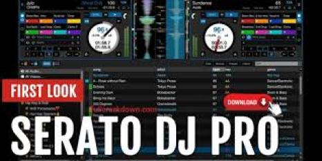 Serato DJ Pro 2.3.5 Build 699 With Crack Full Latest Download