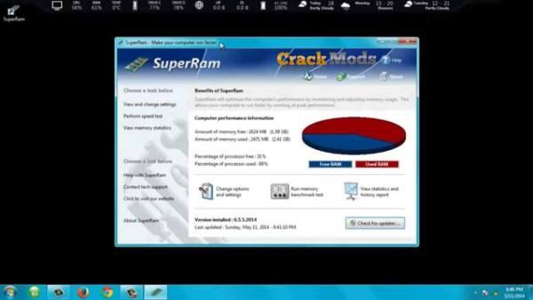 PGWare SuperRam 7.7.13.2020 Crack + Key Latest (2020)