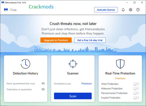 Malwarebytes 4.3.0 Crack & Full Serial Key Latest Download